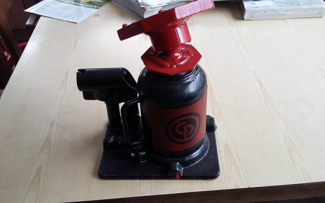 Martinetto idraulico 20Tonn per uso forestale
